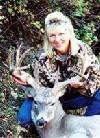 Big Oregon Whitetail Buck
