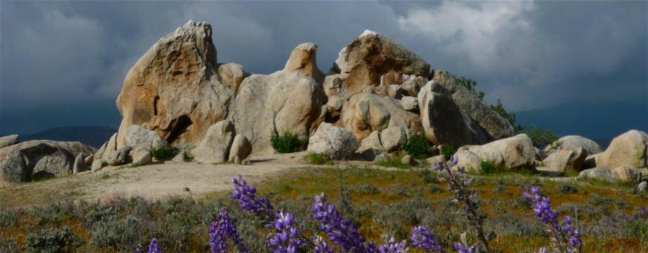 Eagle Rock, Pacific Crest Trail