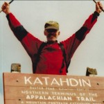 Katahdin, End of the Appalachian Trail