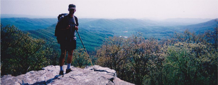Wind Rock, Appalachian Trail