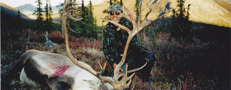 Caribou, 700 Miles Alone