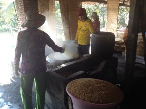 Family rice noodle operation