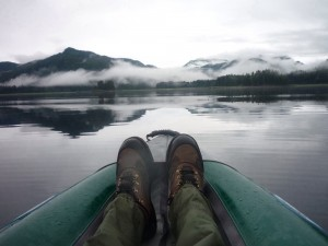 Kayaking Alaska