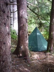 Titanium Goat Tent