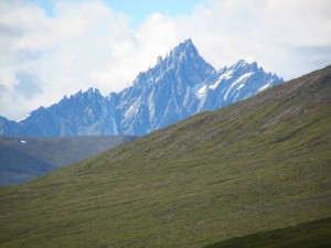 Unknown peak, Brooks Range, ANWR