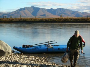 Soar Pro Pioneer on the Noatak River