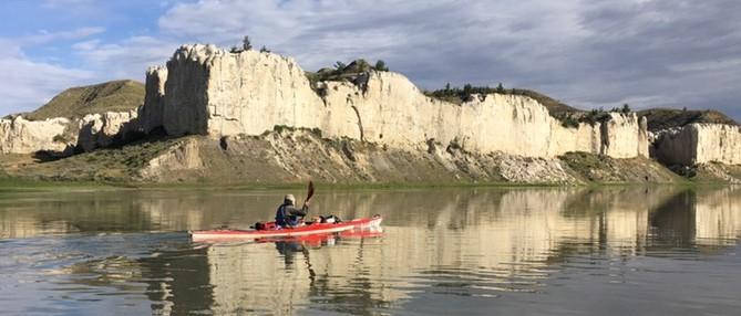 White Cliffs, Upper Missouri
