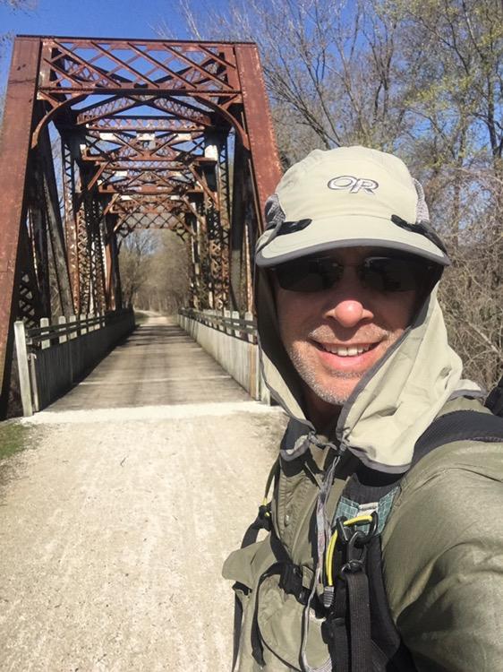 Katy  Trail Bridge