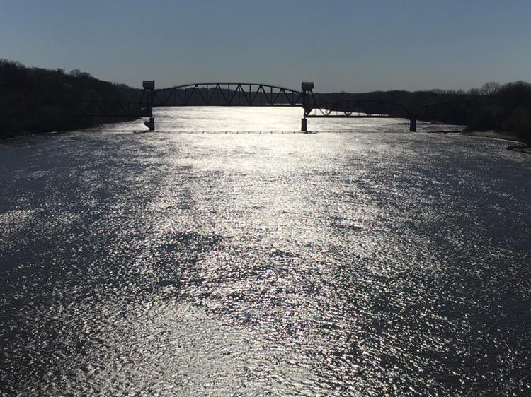 Missouri River Boonville