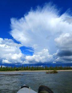 Thunderhead, Coleen River